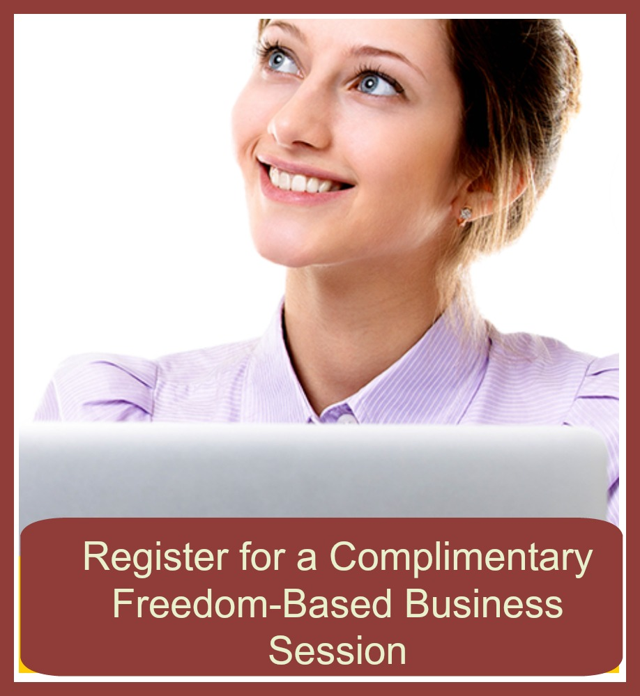 freedom based business complimentary session