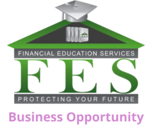 Financial Education Services Business Opportunity logo