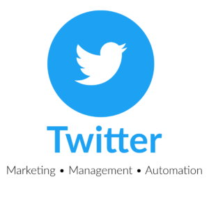 Twitter Marketing management automation Thrive Any Way